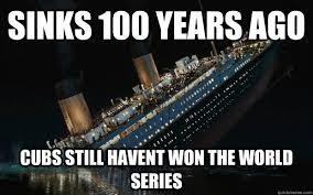 Chicago Cubs Memes - fans mock chicago cubs century long world series drought in