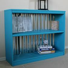 Industrial Metal Bookshelf Industrial Inspired Corrugated Metal Bookshelf Project By Decoart