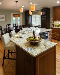Kitchen Dining Room Remodel by Open Floor Plan Kitchen Renovation In Northern Virginia