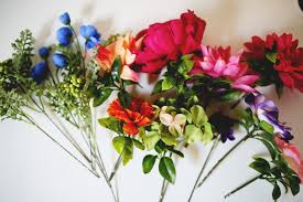 Faux Flowers Your Best Faux Floral Arrangement Yet Little Black Blog