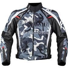motorcycle racing jacket new design motorcycle racing camo titanium jacket winter enduro