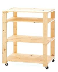 Kitchen Carts Home Depot by Kitchen Carts On Wheels Lowes Ikea With Drawers Home Depot Serving