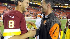 Seeking The Kyle 49ers Coach Kyle Shanahan Enters Redskins Seeking Win