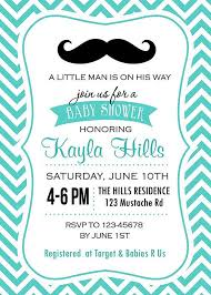 mustache baby shower invitations printable mustache baby shower invitations 68 best banner images