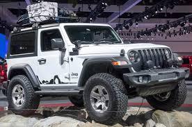 offroad jeep graphics mopar shows off modified jeep wranglers in l a u2013 move ten manual