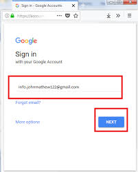 Gmail Sign In Gmail Login Login To Gmail Account And Gmail Sign In Guide