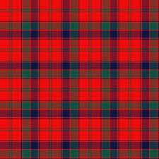 what is tartan plaid clan donnachaidh