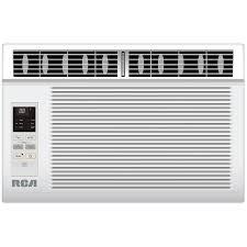 shop rca 8 000 btu 350 sq ft 115 volt window air conditioner