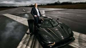 saab koenigsegg christian von koenigsegg on his new 2 million supercar