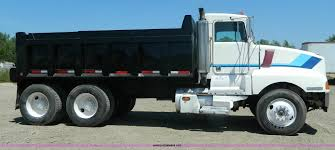 kenworth t600 for sale 1988 kenworth t600 dump truck item h2434 sold august 28