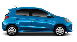 mitsubishi canada price in photos canada u0027s two cheapest cars go head to head the globe