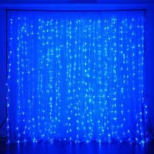 wedding backdrop lights 600 sequential blue led lights big wedding party photography