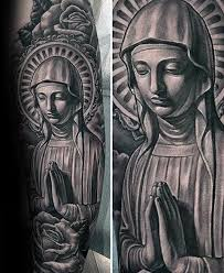 virgin mary tattoo designs pictures virgin mary with cross