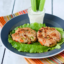 buffalo chicken sliders with celery salad once a month meals