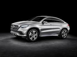 mercedes jeep white mercedes benz concept coupe suv officially revealed autoevolution
