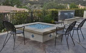 California Fire Pit by Proscapes By Rhc San Diego Southern California