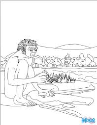 tool coloring pages homo erectus making tools coloring pages hellokids com