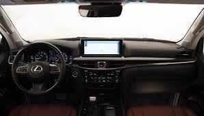 lexus sedan 2016 interior lexus lx 570 u2013 robb report