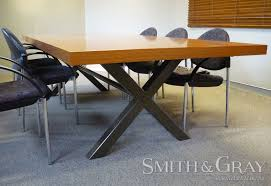 Timber Boardroom Table Boardroom Tables Smith Gray