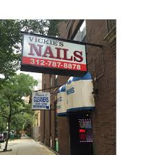 vickies nail salon in chicago il whitepages