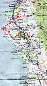 Map Of Corvallis Oregon by 2006 Oregon Motorcycle Trip