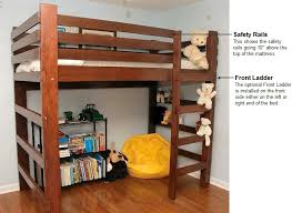 youth teen u0026 college student loft bed u0026 bunk beds order form