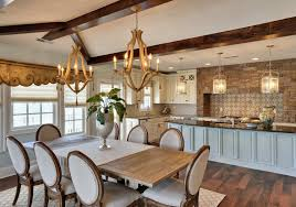 Open Kitchen Dining Room Designs by Cape Shores Photo Gallery Of Custom Delaware New Homes By