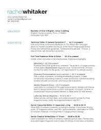 restaurant server resume server resume summary misanmartindelosandes