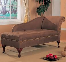 furniture comfy chaise lounge chair bench chaise microfiber