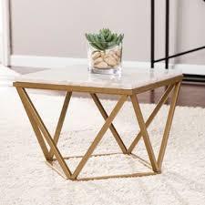 granite top end tables marble granite top coffee tables you ll love wayfair