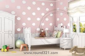 zspmed of polka dot wall decals