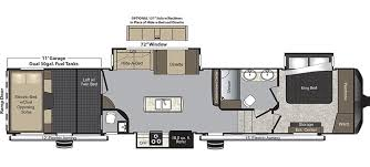 Cougar 5th Wheel Floor Plans Raptor