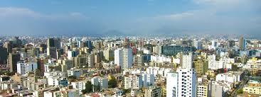 Modern City Lima City In Peru Thousand Wonders