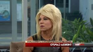 what hair spray does teresa caputo use theresa caputo hairstyle fade haircut