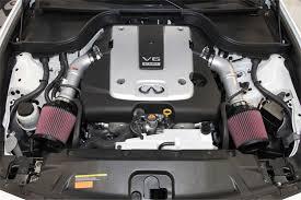 nissan 350z air filter k u0026n typhoon dual air intake system for nissan 370z 09 14