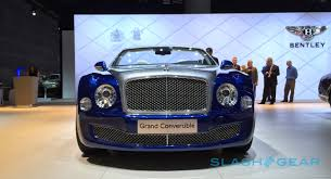 maybach bentley maybach who bentley brings true opulence to la slashgear