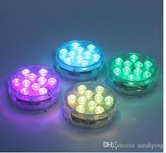 submersible led lights wholesale best wholesale led submersible candle floral tea night light