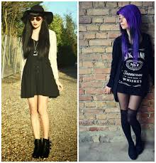 Best And Trendy Ideas For Emo Girls Dressing Style Outfit4girls Com
