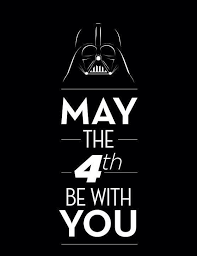 May The 4th Meme - happy star wars day may the fourth be with you charityuknews