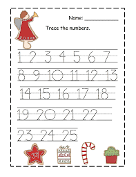 7 best images of preschool numbers 11 20 printables tracing