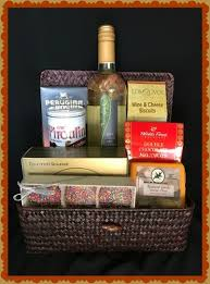 wine basket opulent wine basket barber s gift baskets