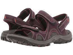 ecco ladies sandals ecco sport offroad lite womens mauve ecco