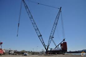 link belt ls 718 crane for in franklin louisiana on cranenetwork com