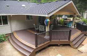 Backyard Decks Pictures Deck And Patio Cover Experts In Albany Corvallis Salem And