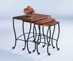 nesting tables amazon com