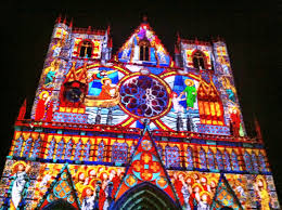 loving the festival of lights in lyon monkeys and mountains