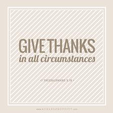 intentional give thanks ashlee proffitt