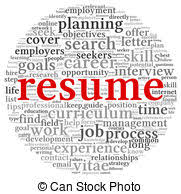 the word resume great resume words experience skills reference the words