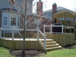 spring valley oh deck builder dayton u0026 cincinnati deck porch