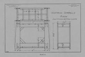 Craftsman Furniture Plans Furniture For The Craftsman By Paul D Otter U2014 Woodcademy